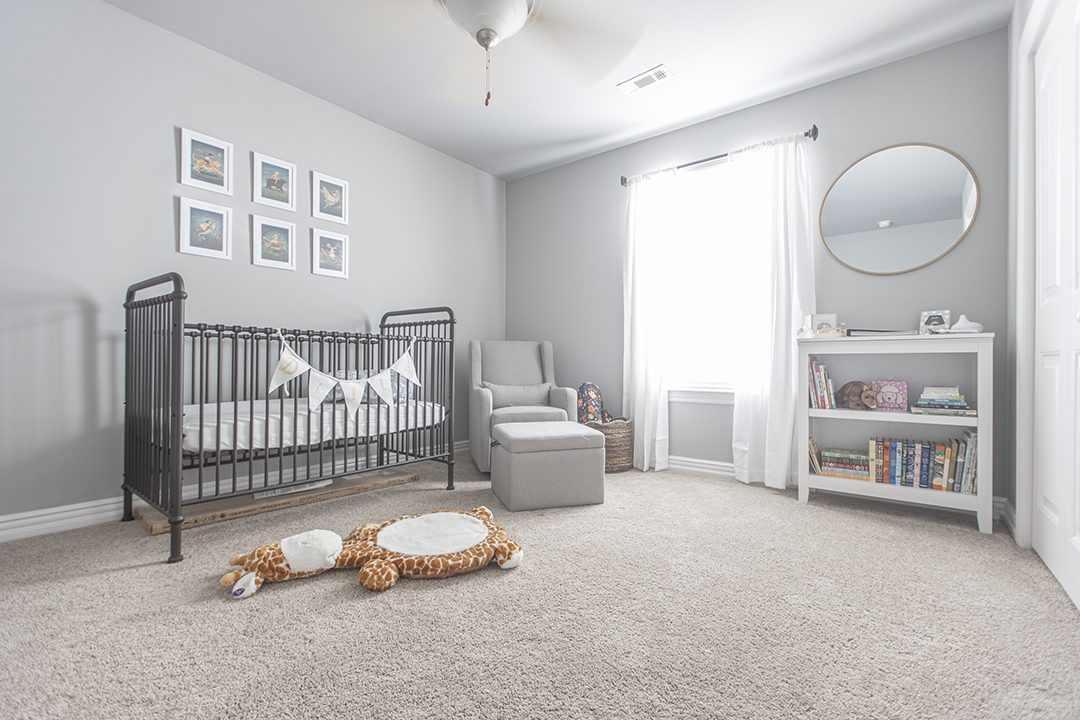 Baby Dilly's Nursery Tour